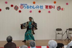 民謡手踊り1